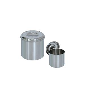 ステンレス汚物缶